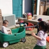 Kids playing at the ECE Centre.