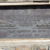Ootsa Lake settlement plaque